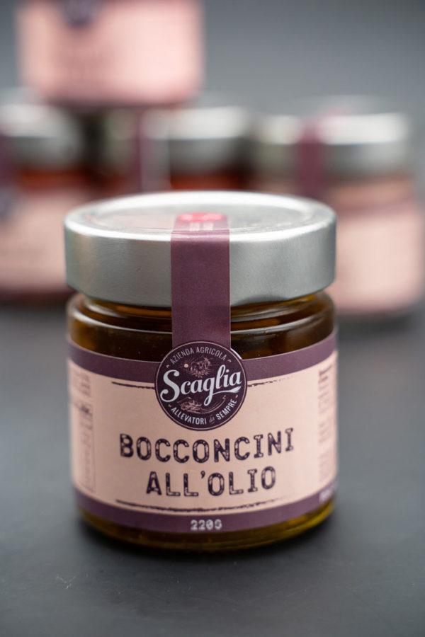 Bocconcini di Fassone Piemontese all'Olio