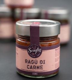 Ragù di carne di Fassone Piemontese