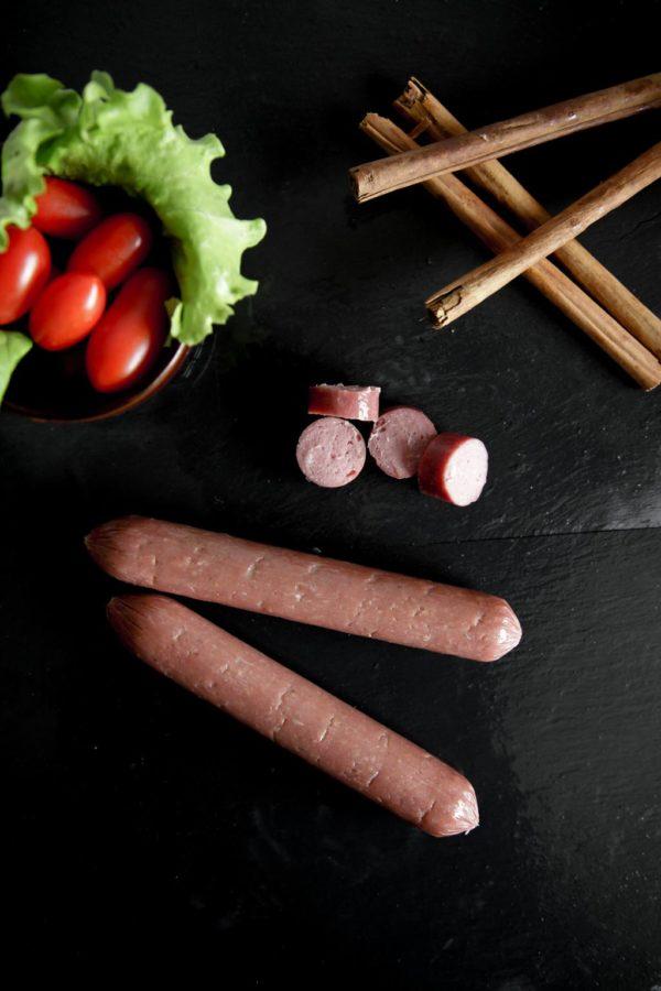 Wurstel misti di bovino fassone e suino