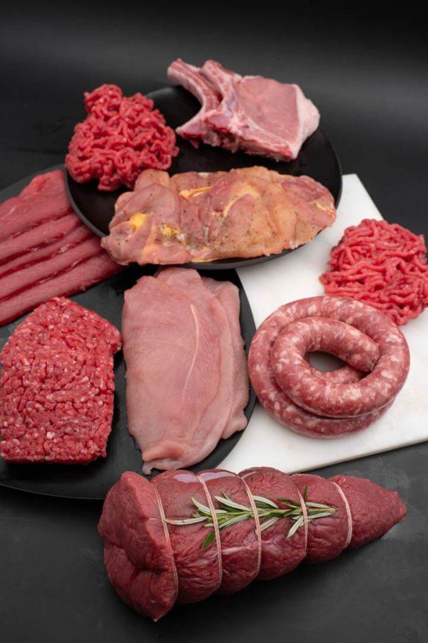 Pacco Famiglia Carne Fassone Piemontese 6kg